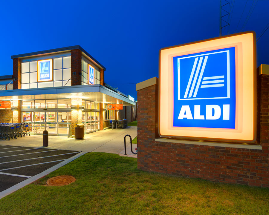Aldi seeking council approval in Busselton, Western Australia.