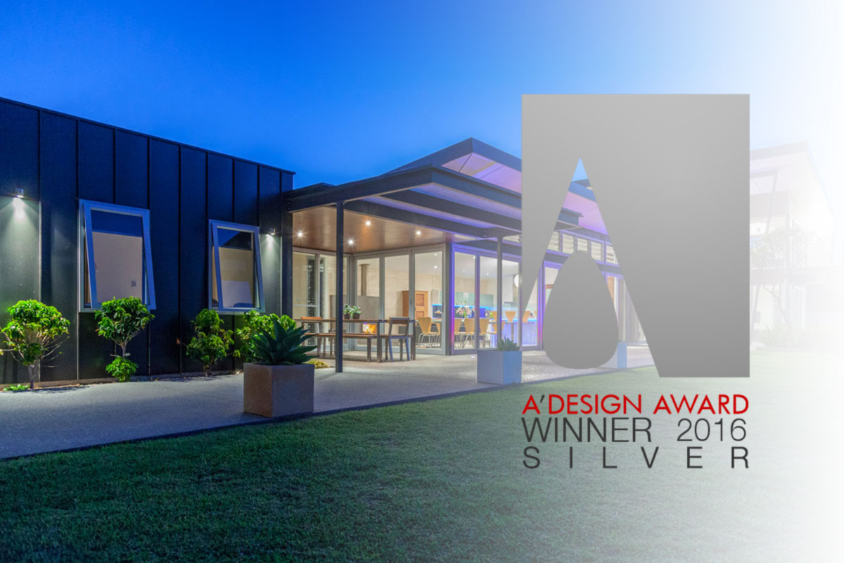 Award winning house design in Yallingup near Dunsborough by Threadgold Architecture.