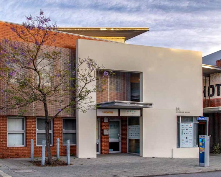 Architect in Northbridge, Threadgold Architecture of Perth and Busselton.