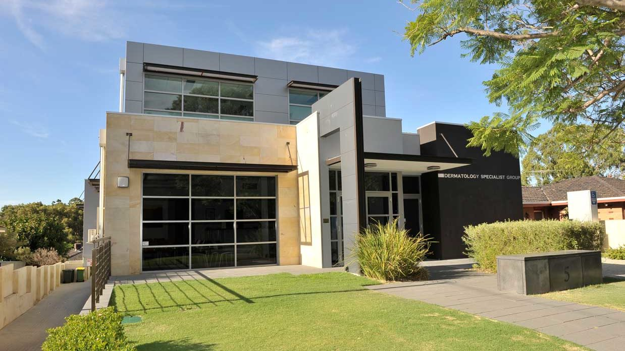 medical office design and Commercial Architecture in Ardross by Threadgold Architecture Perth and busselton.