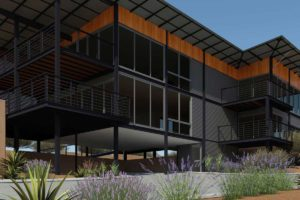 prefab eco house australia perth