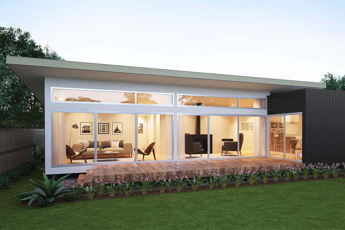 Simple House Design Perth Busselton