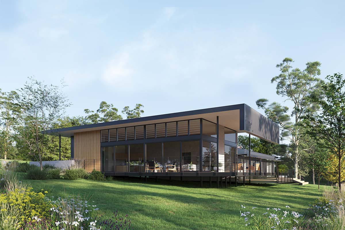 house design in nannup